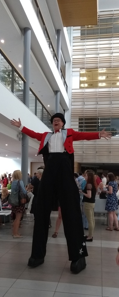 Cardiff Met Atrium 2 4th July 2018