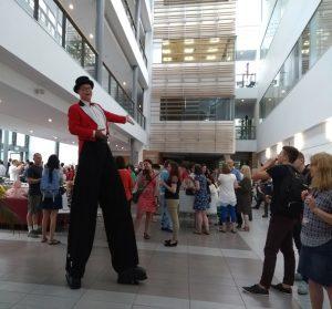 Cardiff Met Atrium 2 4th July 2018