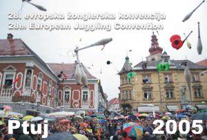 EJC2005 photo book cover image