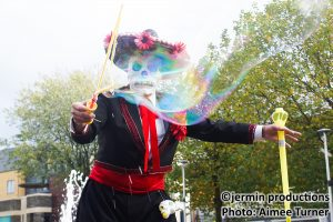 Mr-Jules-Day-of-the-Dead-bubble-copyright-jermin-productions