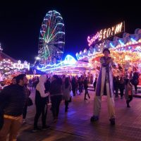 Swansea winter wonderland Nov 2017 clubs onlooker